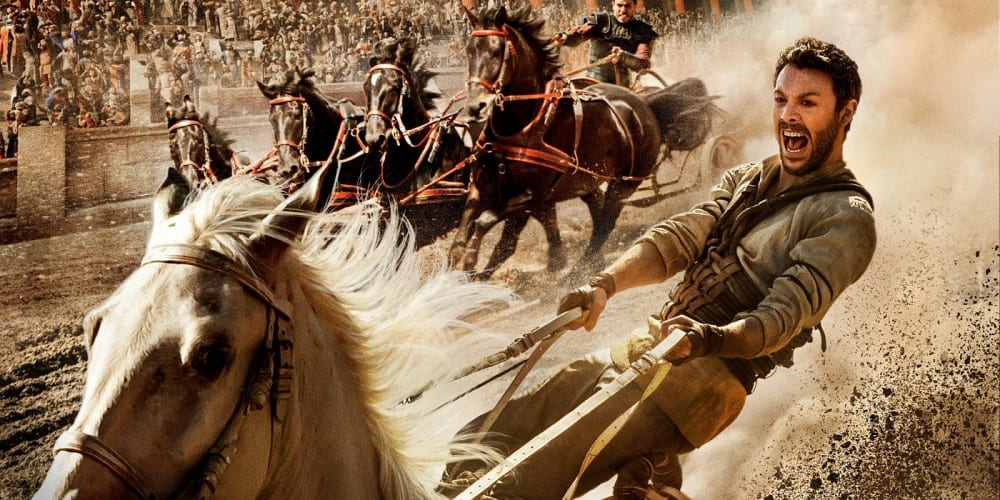 Is Just Another Movie Enough For Ben Hur The Fandomentals
