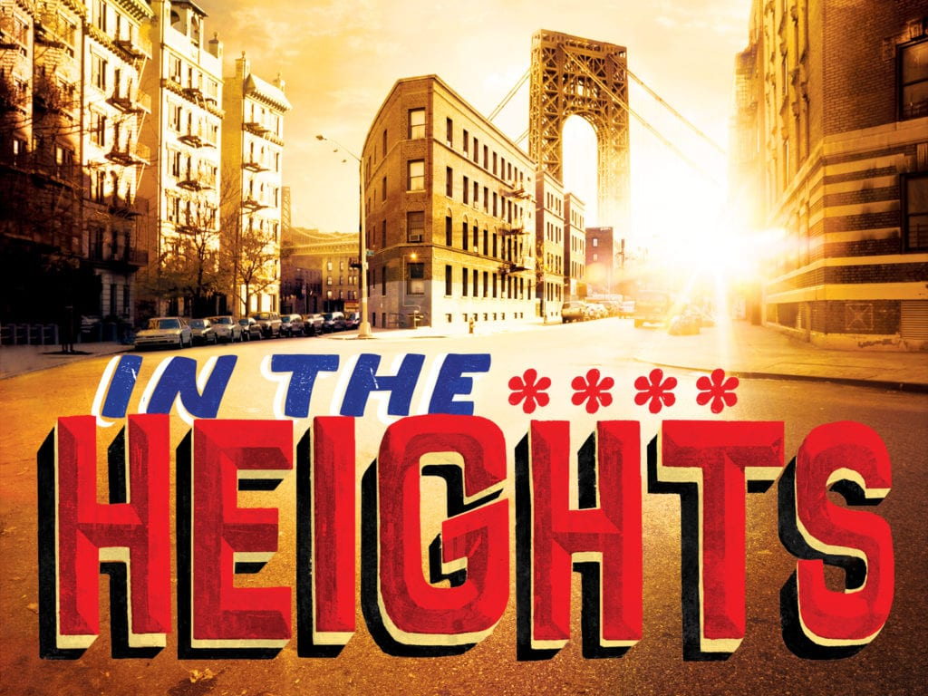 In the Heights and Dutiful Princess Nina Rosario – The