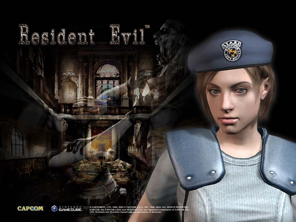 Resident Evil Sheva Jill Video Games Pictures