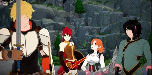 RWBY Review Volume 3 Chapter 2: New Challengers… – The