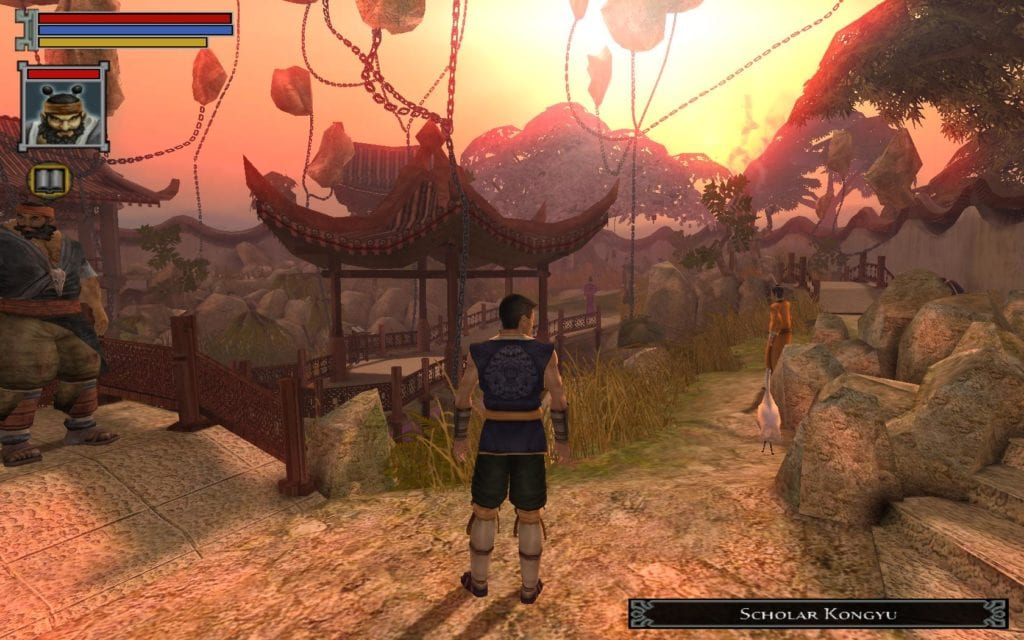 Jade Empire - Underappreciated Flawed Game - The Fandomentals