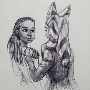 Ahsoka Has the Queer Space Farmer You're Looking For – The