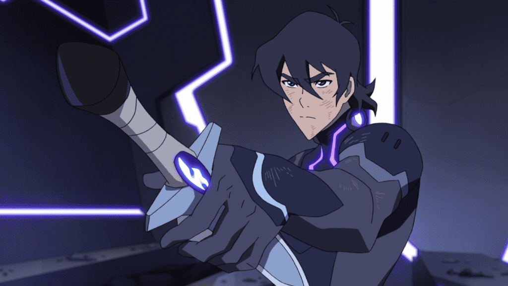 Theories about Alien Gender and Keith in Season 2 of Voltron - The