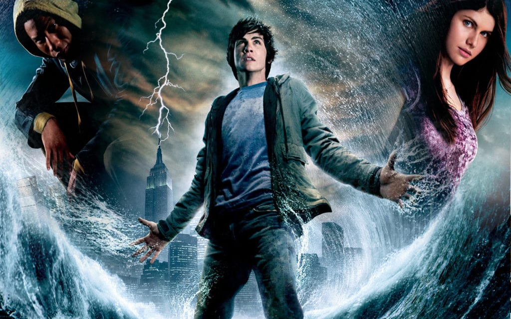 Percy Jackson And The Movie Adaptation That Just Didn't Want