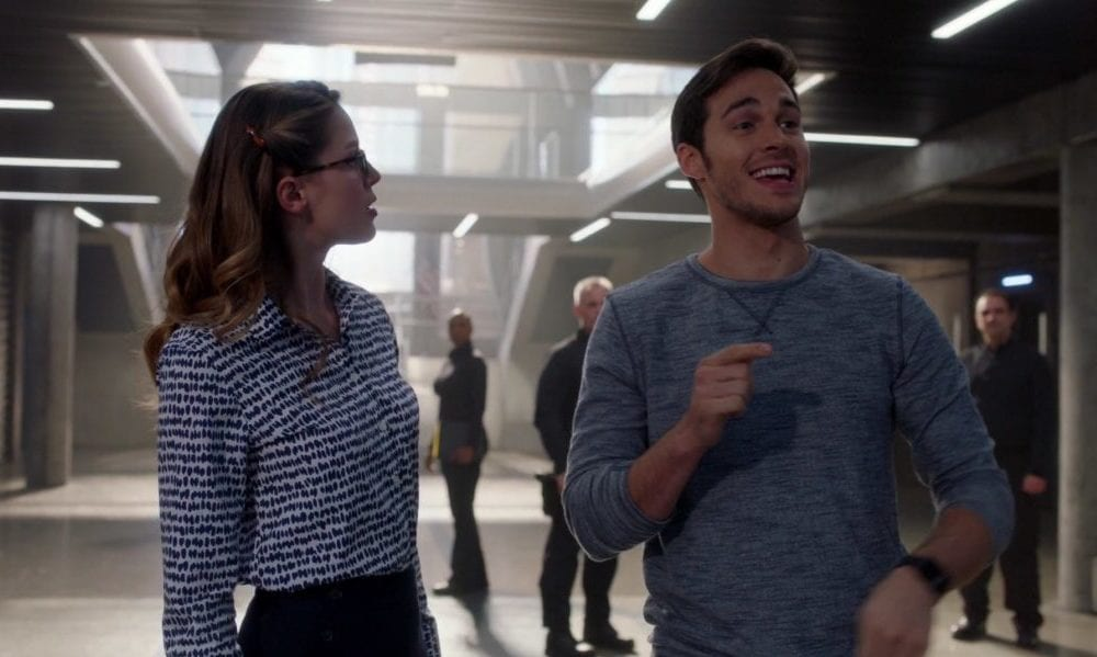 Mon-El is Supergirl's Kryptonite - The Fandomentals
