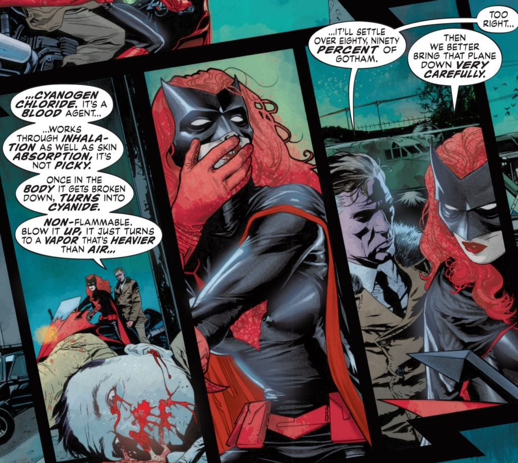 Batwoman Is The Best Kind of Trippy