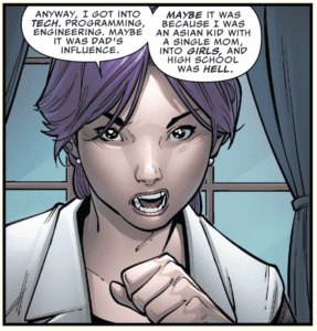 The Best Character You've Never Heard of in USAvengers - The