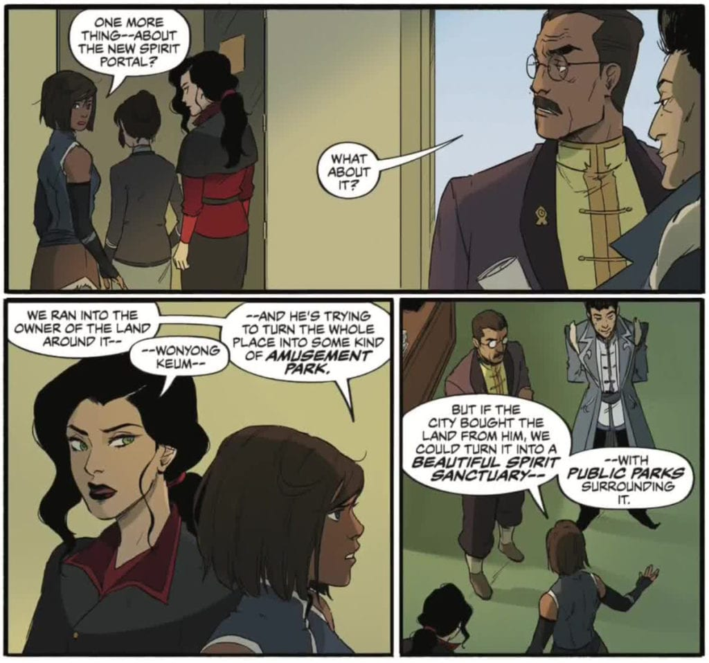 turf wars touts korrasami for better or the fandomentals