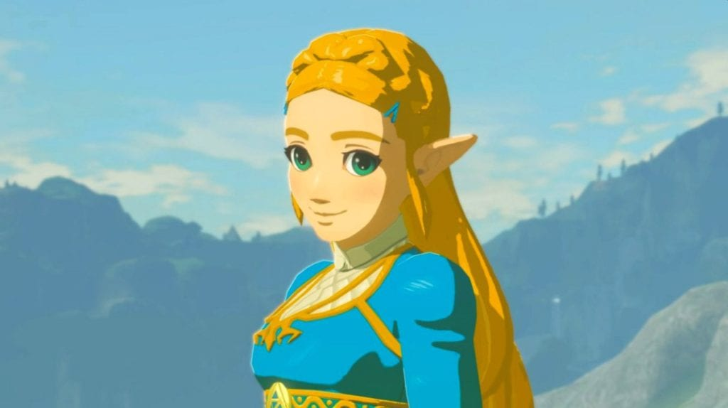 Image result for zelda botw