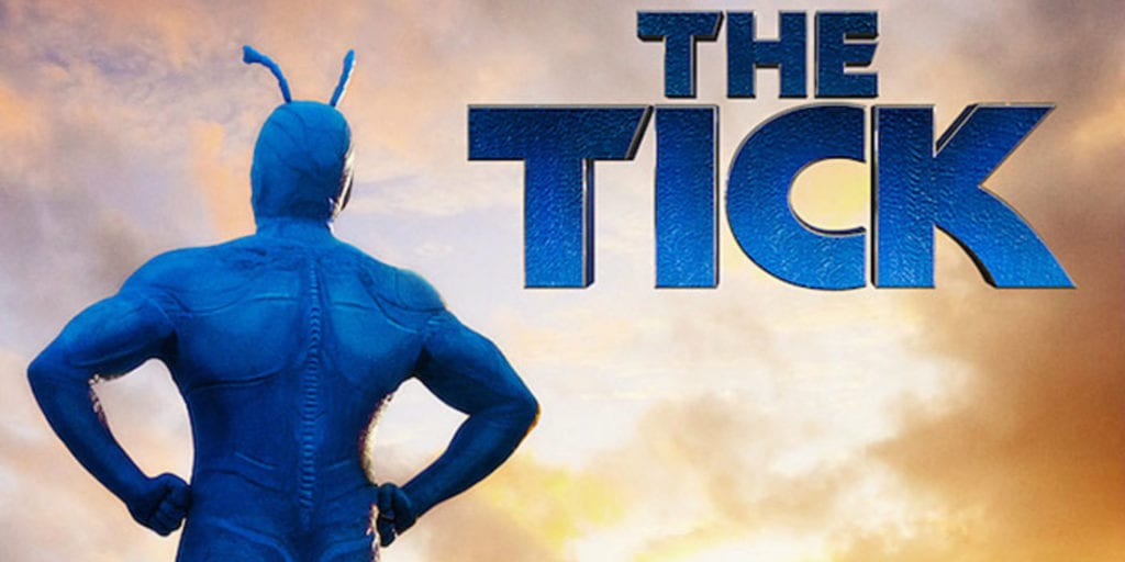 the tick featured