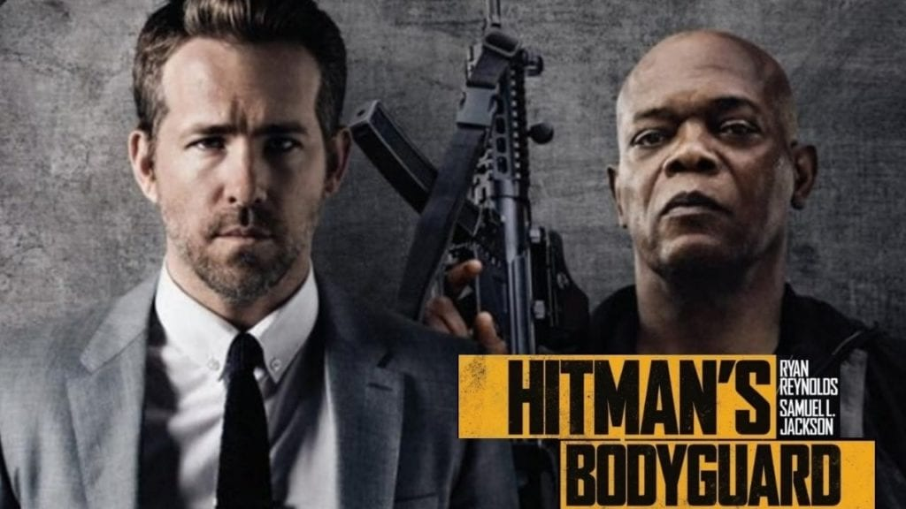 the hitman's bodyguard featured