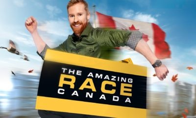 The Amazing Race Canada John Montgomery