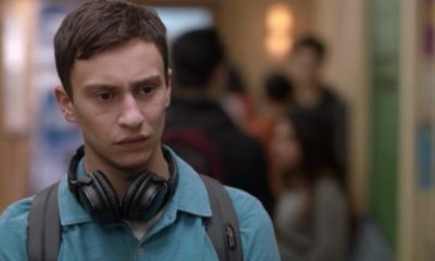Keir Gilchrist as Sam Gardner in Netflix's Atypical