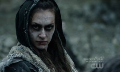 "Tasya Teles as Echo kom Azgeda in The 100 4x05 ""The Tinder Box"""