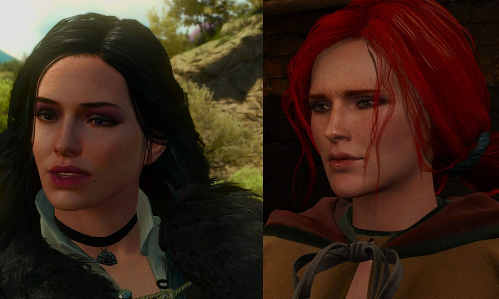 Yenn, Triss, And Complicated Sexism of Witcher 3 – The