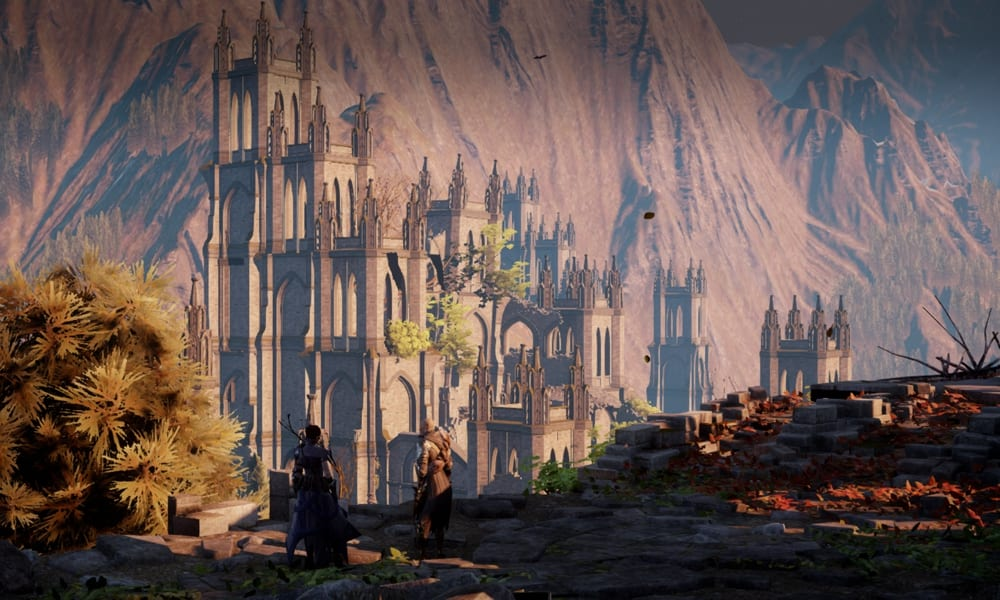 Sing A Song Of Solas Hallelujah And Dragon Age Inquisition