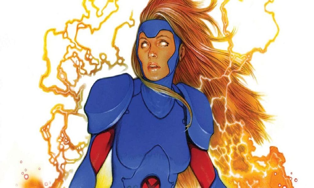 X Men Red Soars Above The Ashes Of The Phoenix Resurrection The