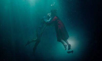 shape of water featured