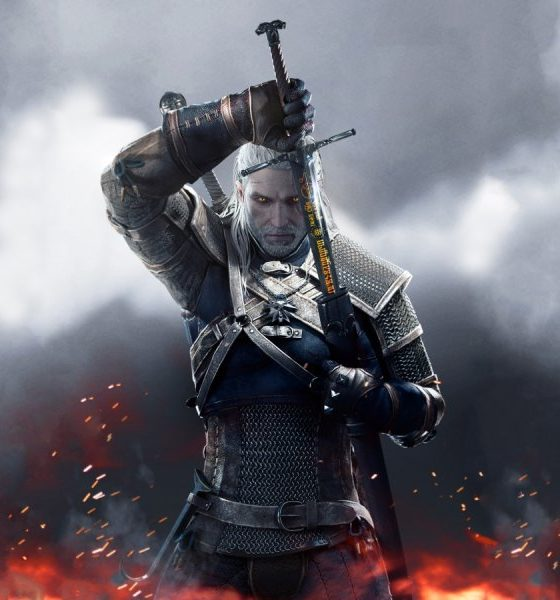 the witcher netflix featured