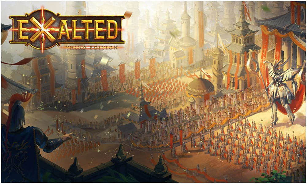 An Introduction to Exalted – The Fandomentals