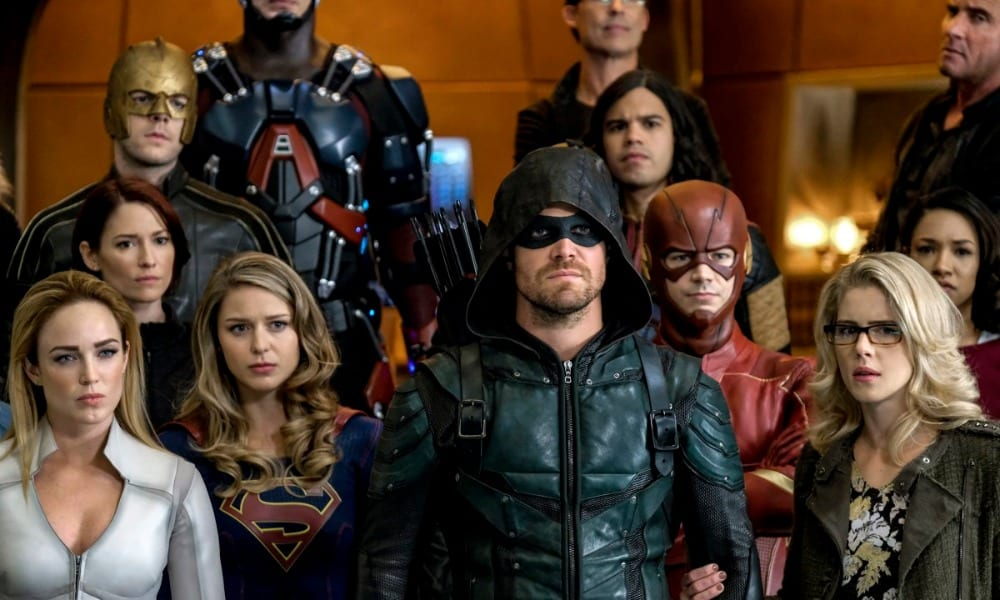 Avengers on Earth X: Talking Crossovers - The Fandomentals