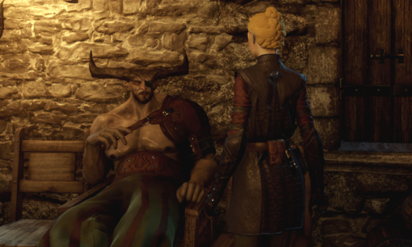 Dragon Age hook up