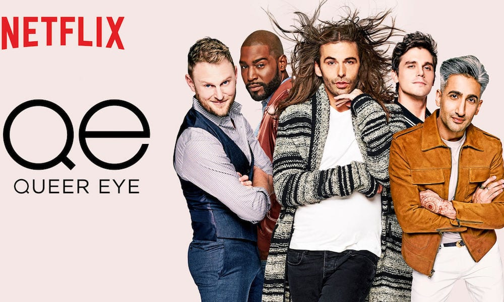 Image result for queer eye show banner