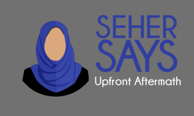 Seher Says Logo Upfront Aftermath