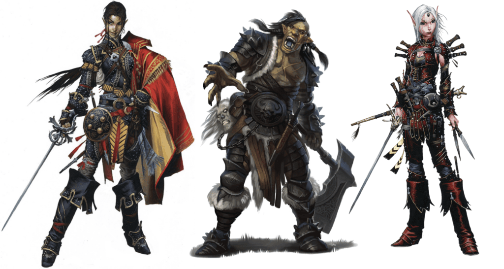 All The Same, In A Relative Way: Pathfinder 2E's Biggest