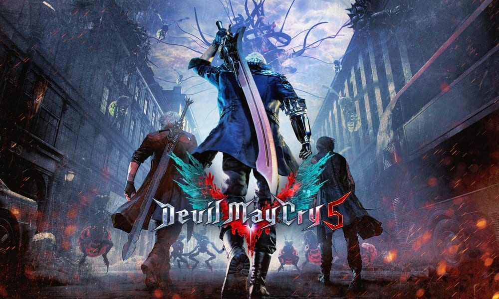 devil may cry 5 featured