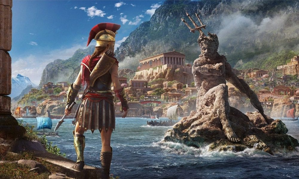 Assassin S Creed Odyssey Fumbled It All Away The Fandomentals