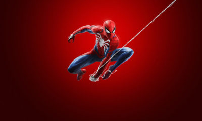 spider-man ps4 featured
