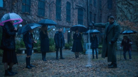 Umbrella Academy featured