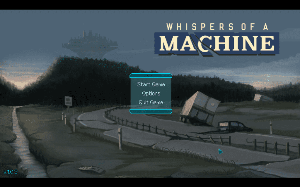 Image result for whispers of a machine