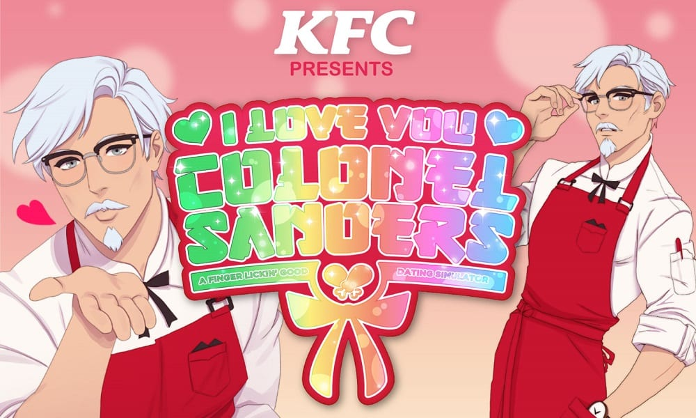 anime version of colonel sanders