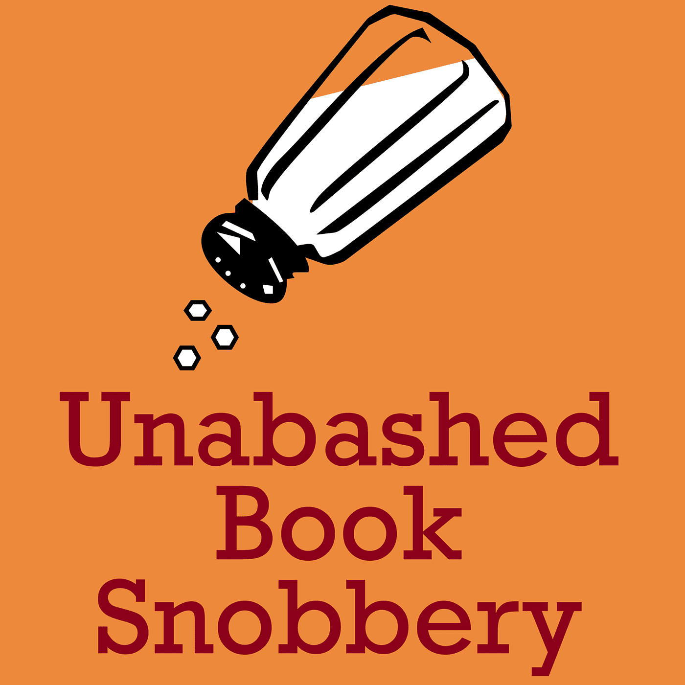 unabashed book snobbery logo 1400