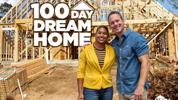 HGTV 100 day dream home