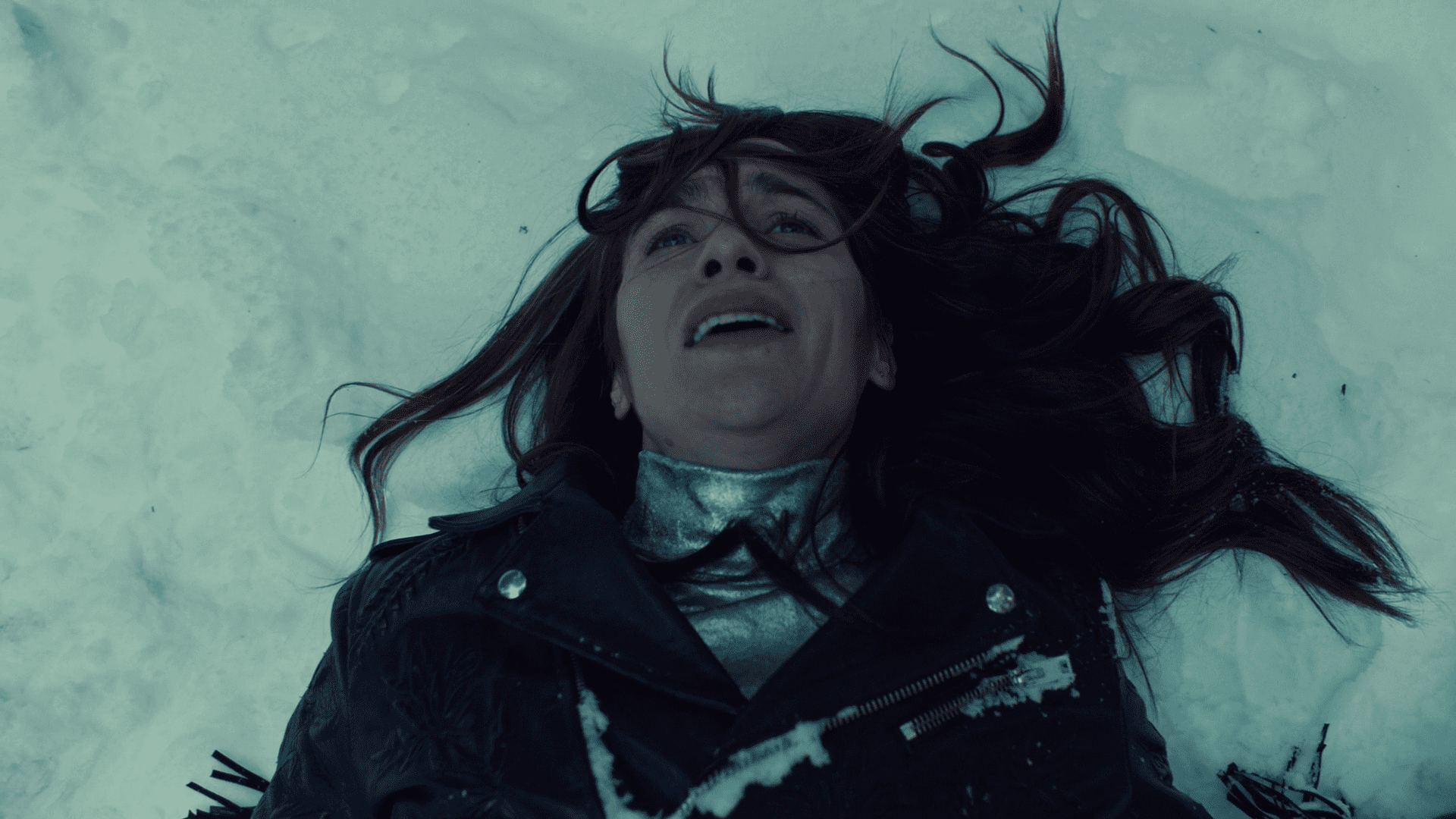 Wynonna Earp defeated by stairs