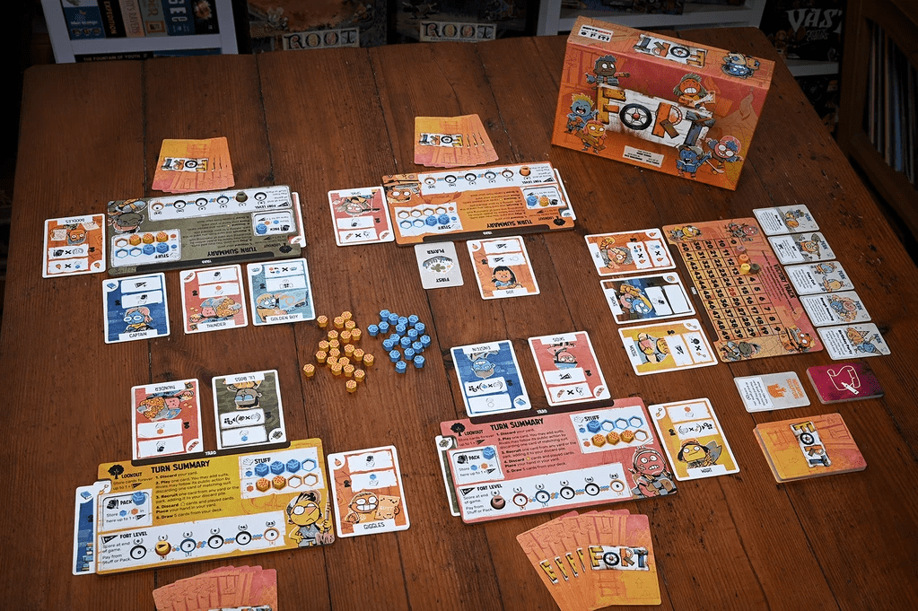 Fort contents