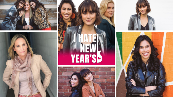 i hate new year's photo collage