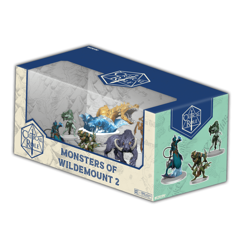 Critical Role Monsters of Wildemount
