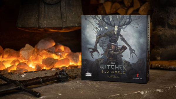 The Witcher: Old World Board Game