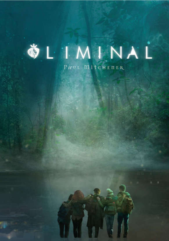 Liminal book cover