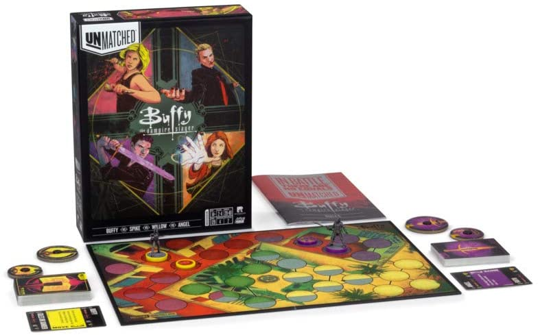 Umatched: Buffy The Vampire Slayer contents