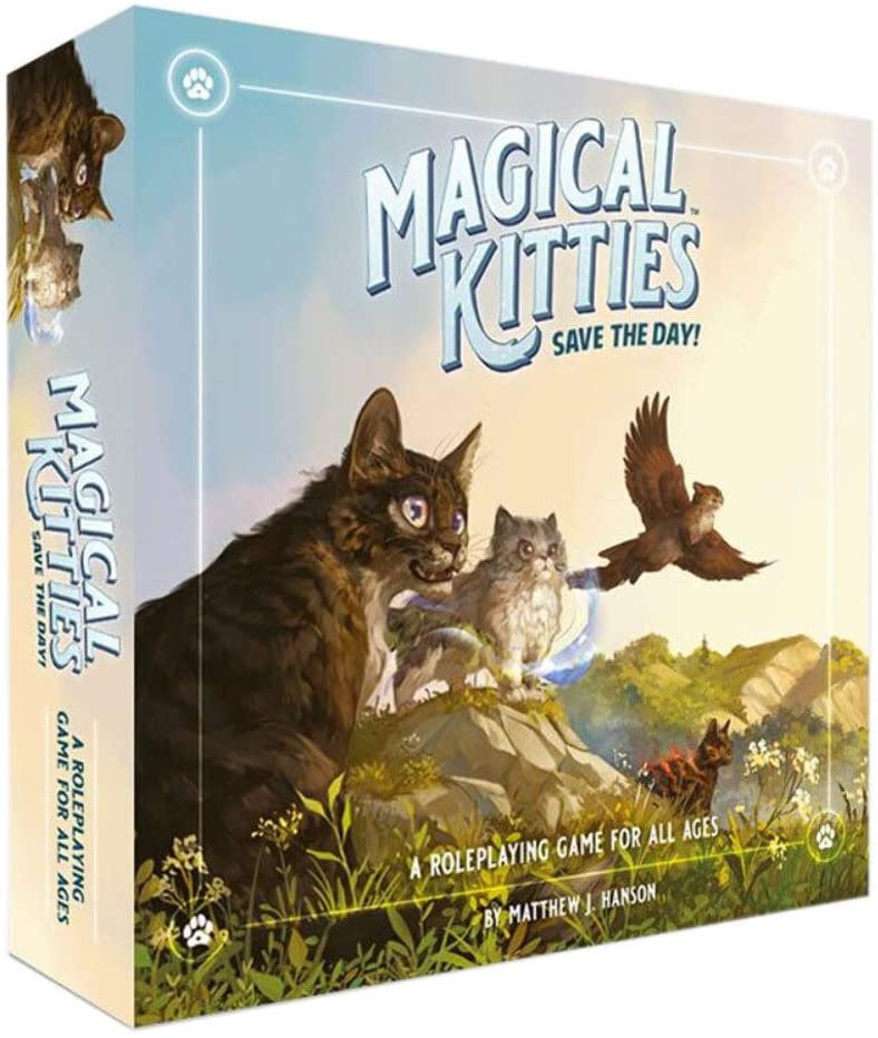 Magical Kitties Save the Day! box cover art