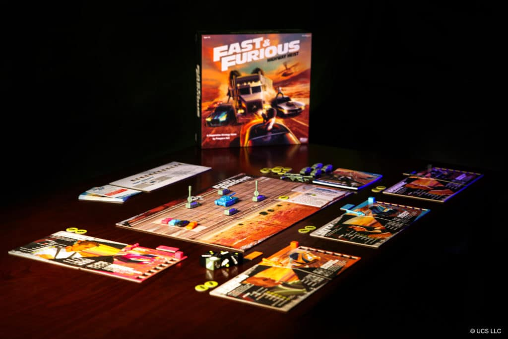 fast and furious highway heist contents