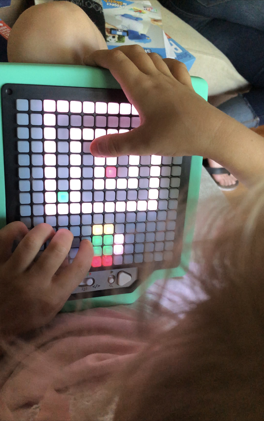 smarty pad maze game