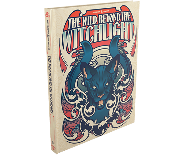 The Wild Beyond The Witchlight alternate cover