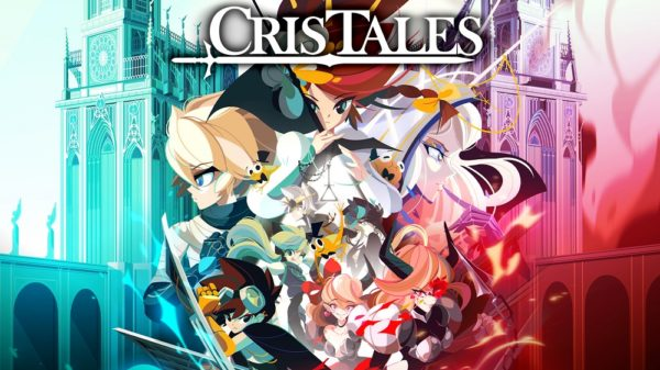 cris tales characters collage