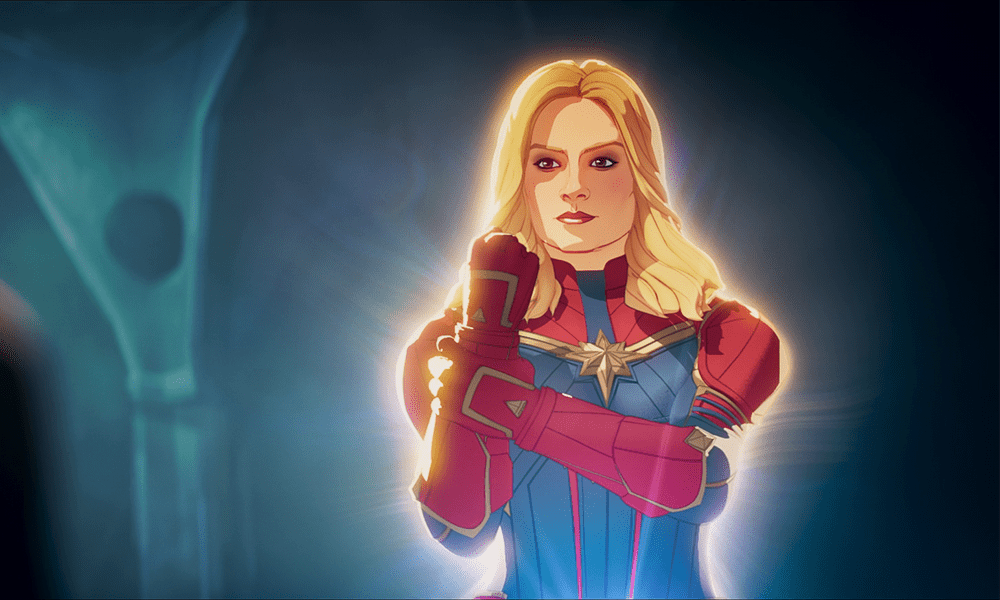 Carol Danvers in  What If ...? S01E03